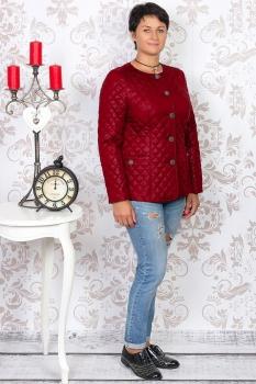 Куртка Tricotex Style 1507 вишня