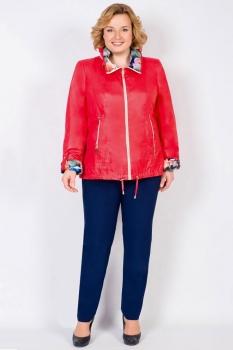 Куртка Tricotex Style 1547-5 аллый