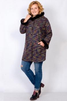 Пальто Tricotex Style 1774-1 разноцвет