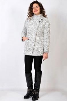 Пальто Tricotex Style 3716/2 светло-серый