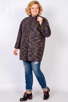 Пальто Tricotex Style 8917 разноцвет