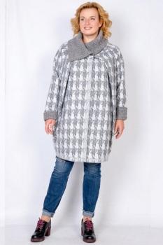 Жакет Tricotex Style 9917 с серым