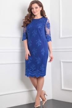 Платье Tvin 7138 синий