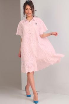 Платье Tvin 7415-1 светло-розовый