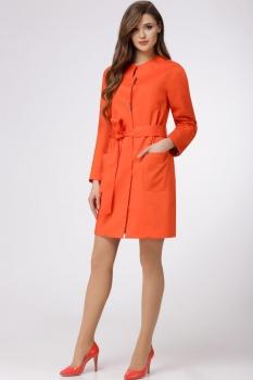 Плащ Verita 1068 оранжевый