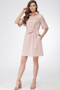 Платье Verita 1085 розовый