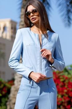 Куртка Vesnaletto 1512-2 голубой