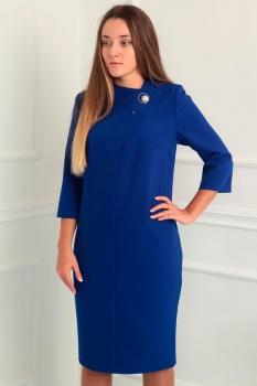 Платье Via-Mod 380 васильковый
