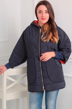 Куртка Via-Mod 386 синий