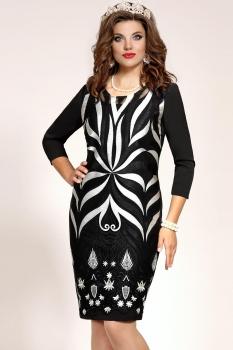 Платье Vittoria Queen 4563/2 Черный
