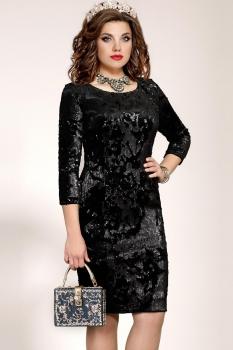 Платье Vittoria Queen 4983/2 Черный
