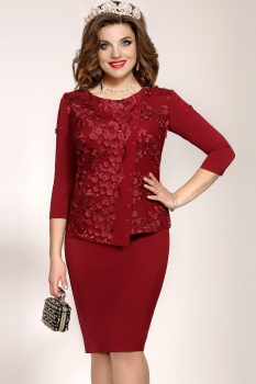 Платье Vittoria Queen 5063/1 Красный