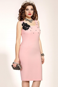 Платье Vittoria Queen 6003 Розовый