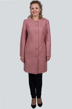 Пальто Zlata 4019 розовый