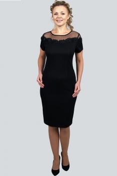 Платье Zlata 4057 (черный)