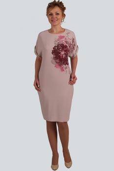 Платье Zlata 4084 бежевый