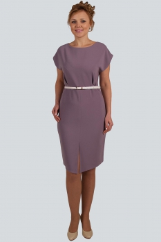 Платье Zlata 4085-2 сиреневый