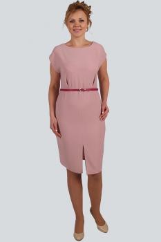Платье Zlata 4085 светло-розовый