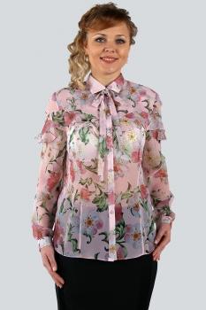 Блузка Zlata 4122 розовый