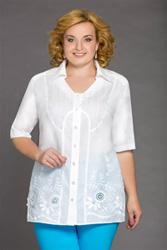 58aca89a01b Белорусские блузки больших размеров